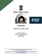 Indira Awwas Yojana Guideline (Mizo Version)