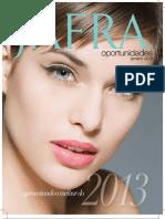 Catálogo Jafra do Brasil - Oportunidades 01.2013
