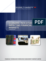 ECONOMIC INDICATORS IMPACTING FINANCIAL MARKETS