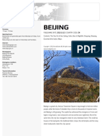 Beijing City Guide Pdf