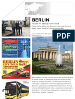 Berlin Travel Guide Book