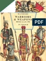 Arme si luptatori din antichitate