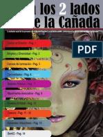"""Revista """"A los 2 lados de La Cañada"""", editada por ASPIMIP"""