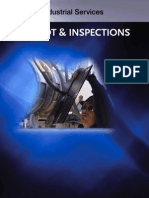 NDE NDT Inspections Brochure