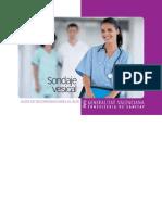 Guía de recomedación de alta para pacientes con sondaje vesical (Generalitat Valenciana)