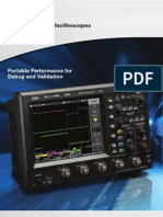 Lecroy Wavejet-A Oscilloscope Datasheet