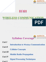 wireless communication intro