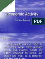 Economic Activity 1