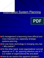 Management Information Systems Planning