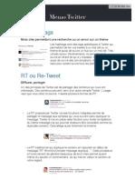 Twitter - rappels sur les usages et le langage