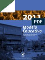 Modelo Educativo UTEM 2011