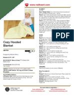 Cozy Hooded Blanket