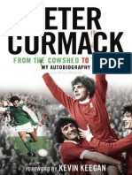 From the Cowshed to the Kop by Peter Cormack with Brian Weddell