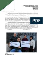 Medicinski nalazi od 1. 2. 2013. i dopis veleposlaniku SR Njemačke Annenu
