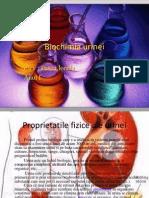 biochimia urinei