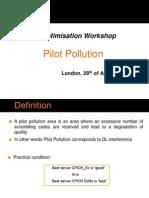 Pilot Polution