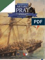 Arturo Prat El Combate Naval de Iquique