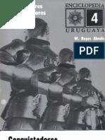 Enciclopedia Uruguaya 04 Conquistadores y Colonizadores