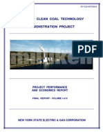 Clean Coal Technology Demonstration Project