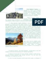 Parcul Naţional Ceahlău