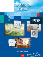 VENTILATION SYSTEMS VENTS catalogue