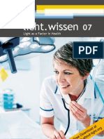 "licht.wissen 07 ""Light as a Factor in Health"""