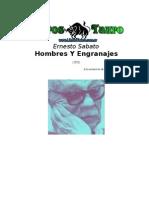 Hombres Y Engranajes Ernesto Sabato Pdf