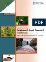 Peta Masalah Pupuk Bersubsidi di Indonesia