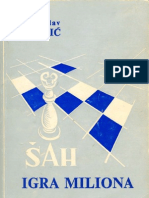 Šah igra miliona, autor Dragoslav Andrić
