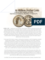 World's most valuable coin.