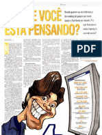 No que você está pensando? Jornal Diário da Região.