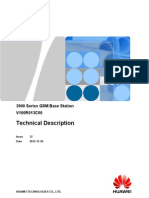 Huawei BTS 3900 Technical description