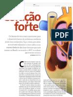Coração forte. Revista Viva Saúde.
