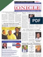Chronicle Feb 11 09
