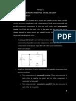 physics module