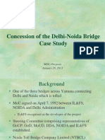 DND Noida Flyway Case Study