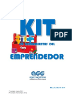 Kit de Herramientas Del Emprendedor