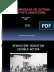 2. Modelo Educativo Plurinacional