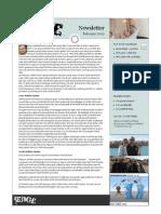 Newsletter 2009 02 February