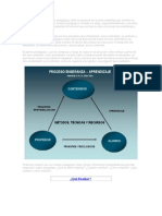 Componentes de un modelo pedagógico Ante la ausencia de teorías completas que orienten la praxis educativa