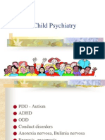 Childhood Psychiatry Disorders
