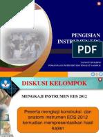 Pengisian Instrumen Eds 2012