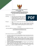 PP 41 2004 Tentang Pengangkatan Hakim Adhock