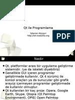 isbaran-qtileprogramlama