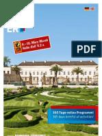 Hannover 365 Tage volles Programm 2013