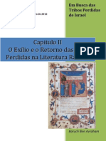 II - O Exilio e Retorno das Tribos Perdidas na Literatura Rabinica corrigido.pdf