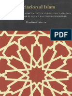 COLECCIÓN SHAHADA Iniciación al Islam - Hashim Cabrera