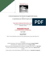 """Presentazione del volume """"Maledetti VincoliLa tutela dell'architettura contemporanea"""" a cura di Ugo Carughi, con il contributo di Massimo Visone"""