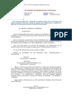 LEYGENERALDEREGISTROCIVILIDENTIFICACIONYCEDULACION