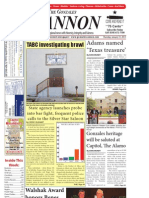 Gonzales Cannon Jan. 31 issue